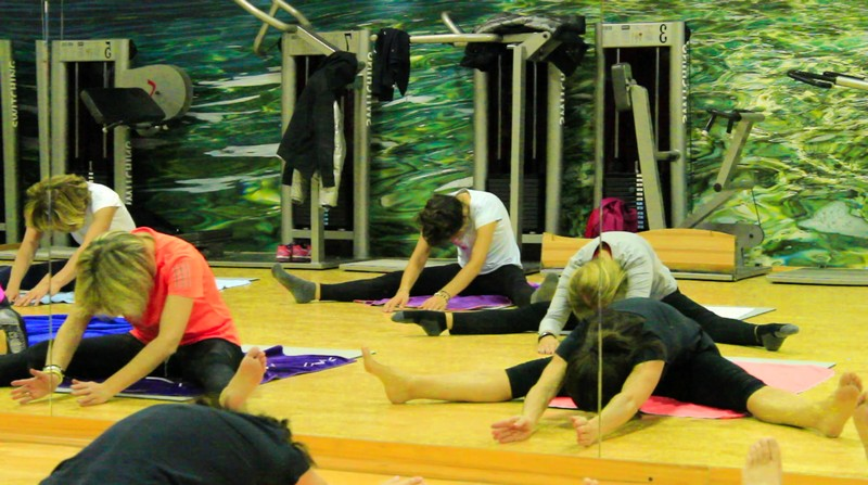 Pilates al centro wellness Fit For Life di Conegliano
